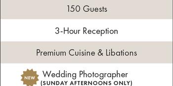 The Balcony Ballroom weddings in Metairie LA