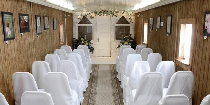 Country Caboose Wedding Chapel LLC wedding venue picture 1 of 7 - Provided by: Country Caboose Wedding Chapel
