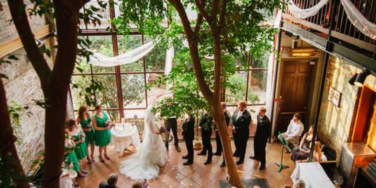 Rosys Jazz Hall Weddings