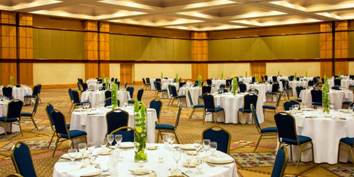 Sheraton Birmingham Hotel Weddings