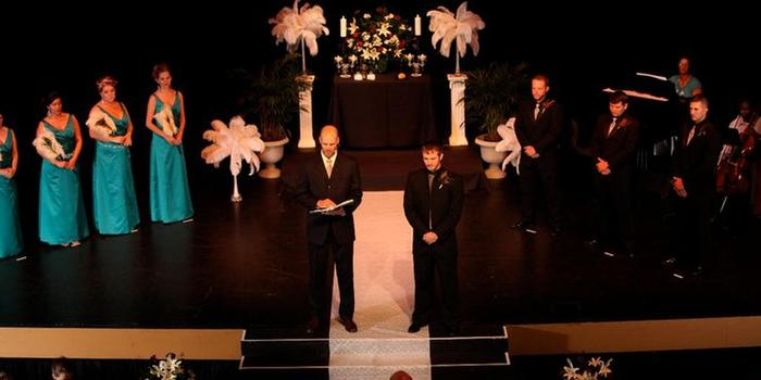 Buskirk-Chumley Theater wedding venue picture 2 of 5 - Provided by: Buskirk-Chumley Theater