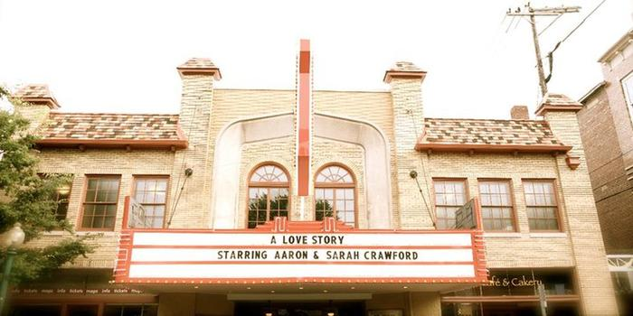 Buskirk-Chumley Theater wedding venue picture 1 of 5 - Provided by: Buskirk-Chumley Theater