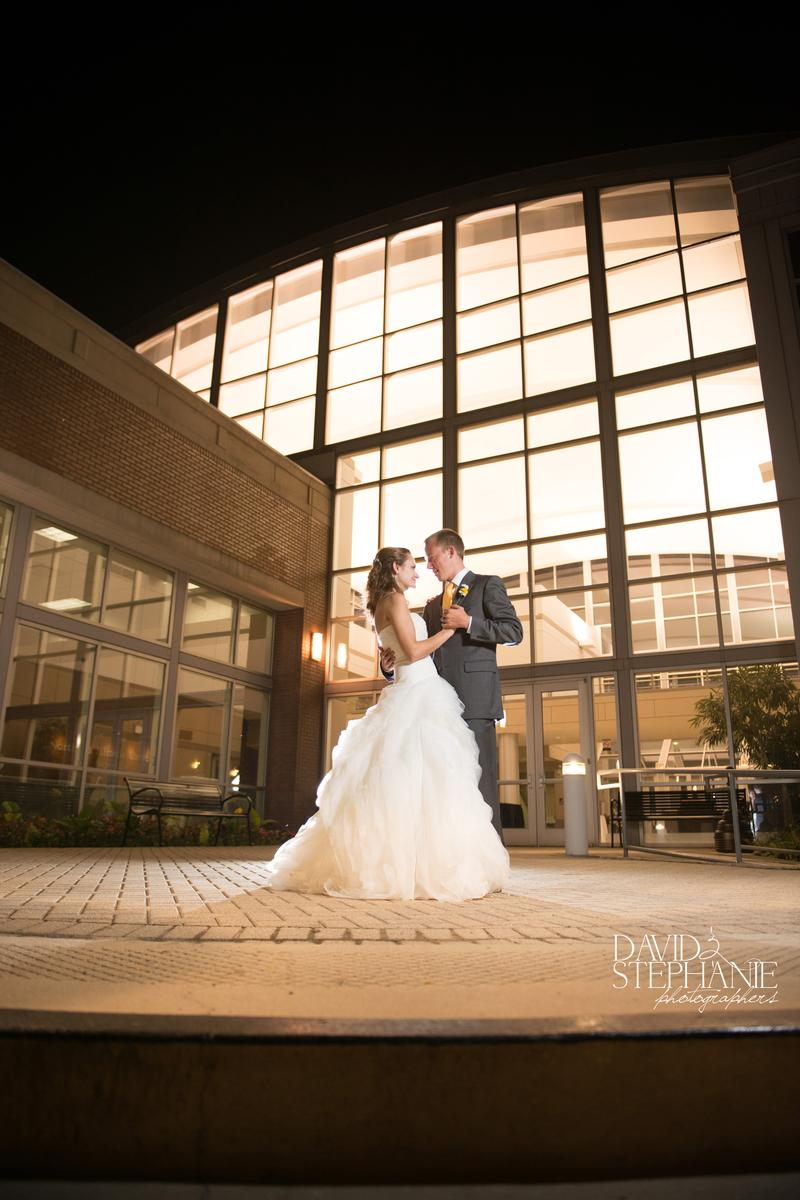 NIU Conference Center wedding venue picture 8 of 8 - Photo by: David and Stephanie Photography
