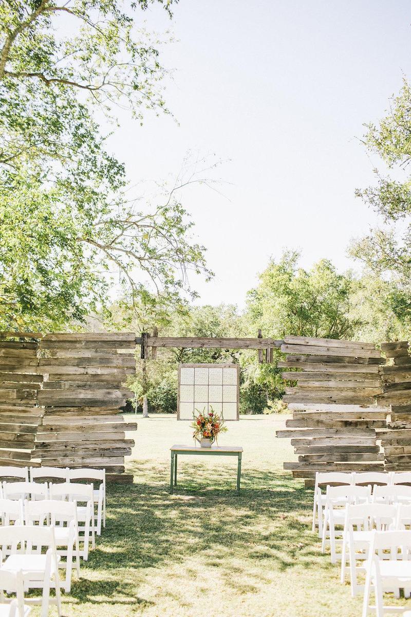 Cedar rock country club wedding