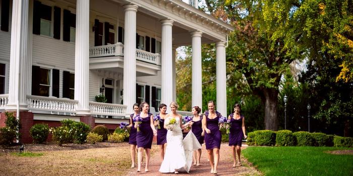 the twelve oaks bed breakfast wedding venue picture 6 of 8 photo by