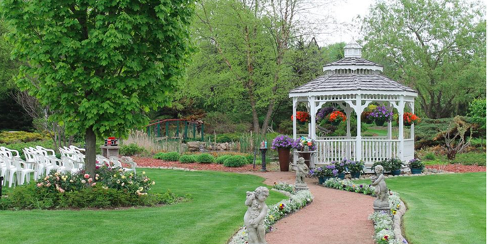 Village Gardens Weddings Get Prices for Wedding Venues in Plover WI