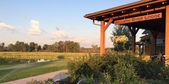 Gallatin River Lodge wedding venue picture 3 of 7 - Provided by: Gallatin River Lodge