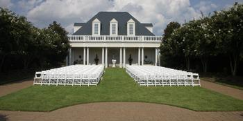The Hall and Gardens at Landmark weddings in Garner NC