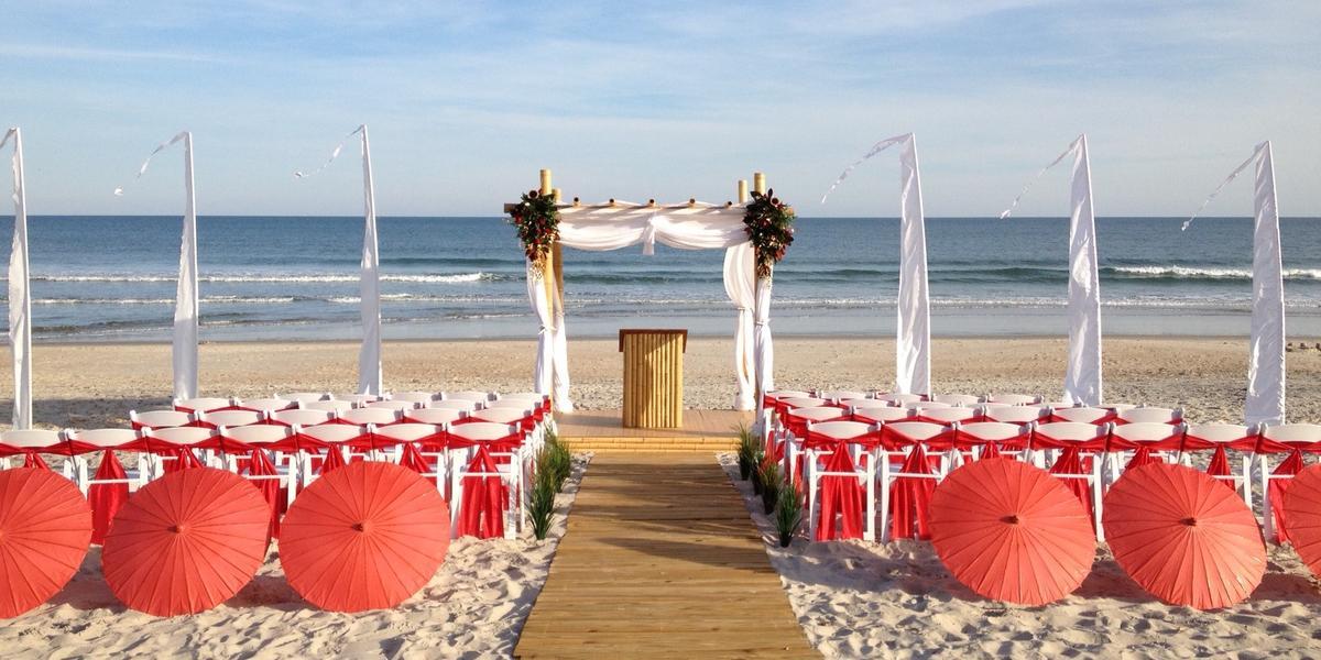 Best Beach Wedding Locations In North Carolina