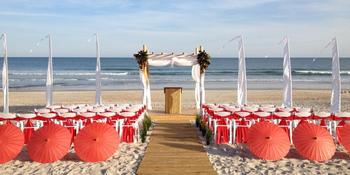 Courtyard by Marriott Carolina Beach Oceanfront weddings in Carolina Beach NC