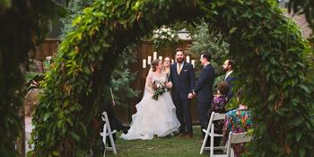 Garden Cafe weddings in Dallas TX