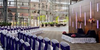 Doubletree By Hilton Hotel South Bend Weddings In