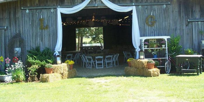 The barn gardens of the little herb house weddings for The house raleigh