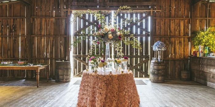 Raleigh Nc Indoor Wedding Venue: The Barn & Gardens Of The Little Herb House Weddings