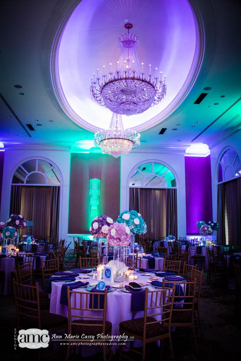 Hilton Philadelphia City Avenue wedding venue picture 5 of 16 - Provided by: Ann Marie Casey Photography