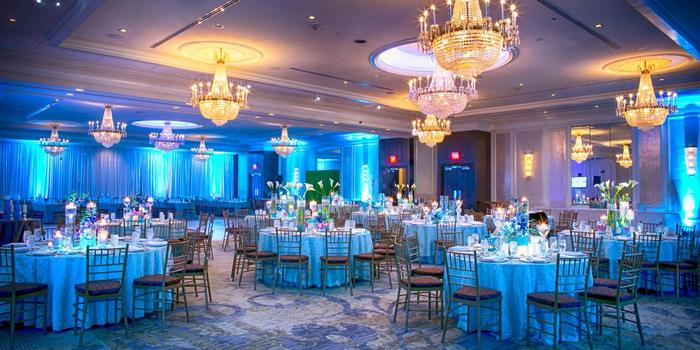 Hilton Philadelphia City Avenue wedding venue picture 1 of 16 - Provided by: Hilton Philadelphia City Avenue