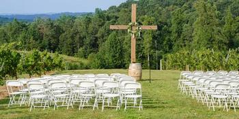 Engelheim Vineyards weddings in Ellijay GA