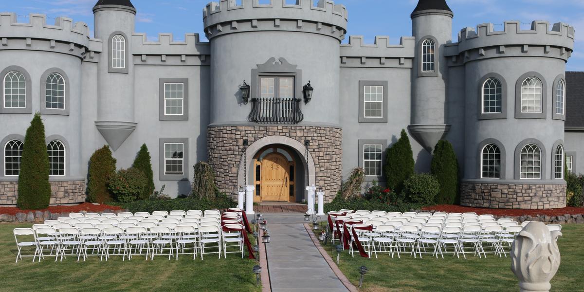 The Castle Gardens Weddings In Kuna Id