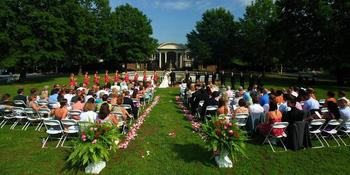 Mosteller Mansion weddings in Hickory NC