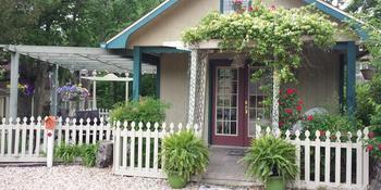 Rock Cottage Gardens Bed and Breakfast Inn weddings in Eureka Springs AR