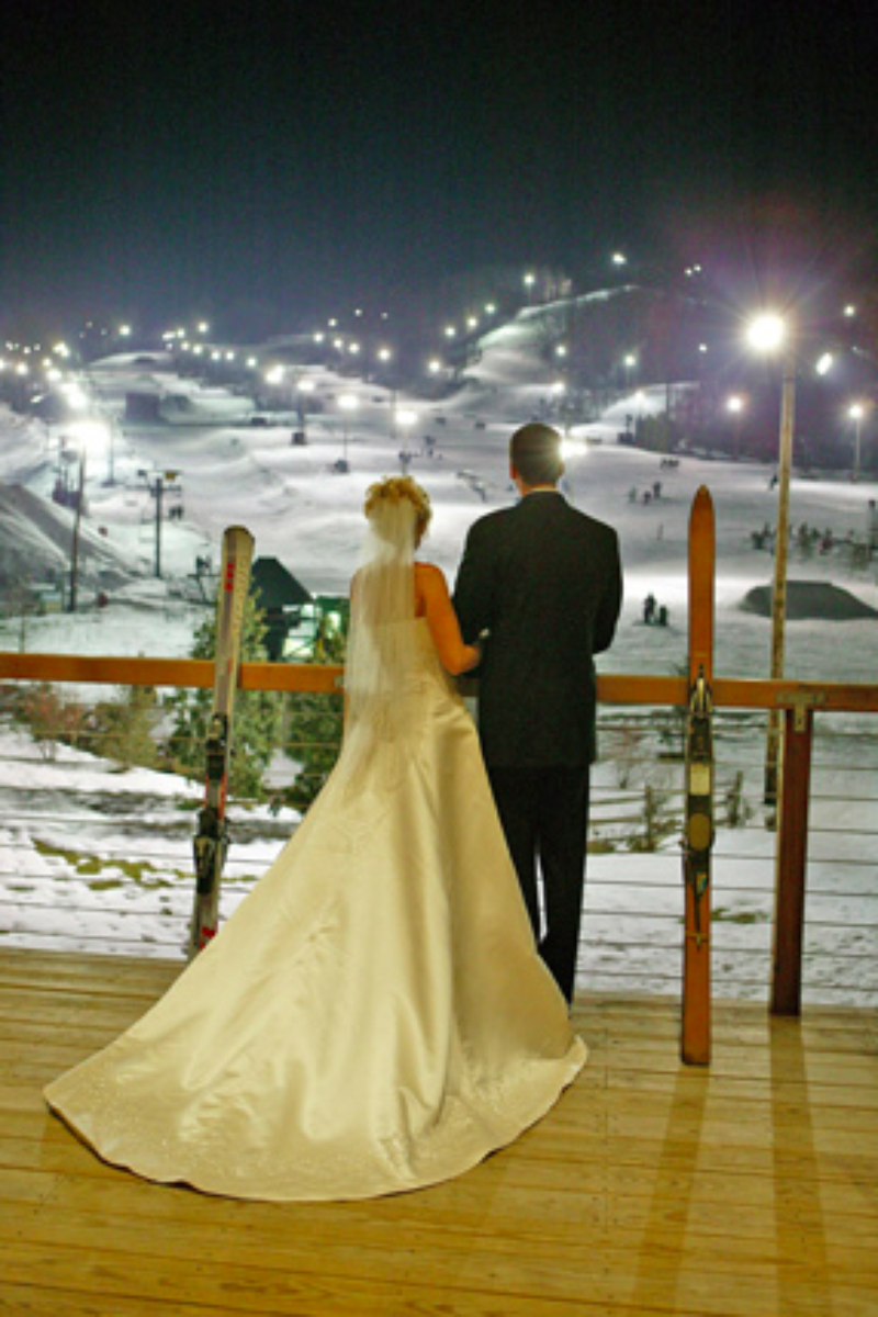 Bear Creek Mountain Resort wedding venue picture 3 of 16 - Photo by: Bear Creek Mountain Resort