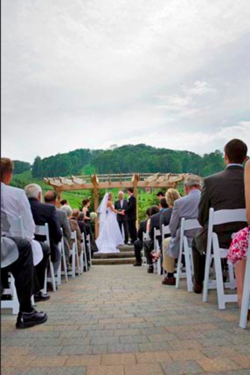 Bear Creek Mountain Resort wedding venue picture 7 of 16 - Photo by: Bear Creek Mountain Resort