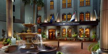 Omni Riverfront Hotel weddings in New Orleans LA
