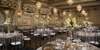 The Fairmont San Francisco weddings in San Francisco CA