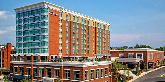 Hilton Garden Inn Nashville Downtown and Convention Center wedding venue picture 3 of 5 - Provided by: Hilton Garden Inn Nashville Downtown and Convention Center