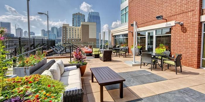 Hilton Garden Inn Nashville Downtown and Convention Center wedding venue picture 1 of 5 - Provided by: Hilton Garden Inn Nashville Downtown and Convention Center