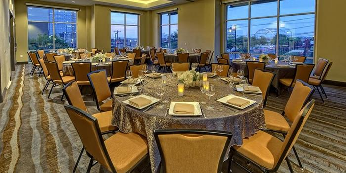 Hilton Garden Inn Nashville Downtown and Convention Center wedding venue picture 4 of 5 - Provided by: Hilton Garden Inn Nashville Downtown and Convention Center
