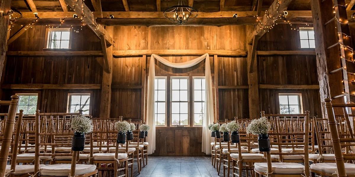 Get Prices For Wedding Venues: Zingerman's Cornman Farms Weddings
