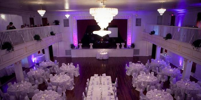 Lafayette Grande wedding Detroit