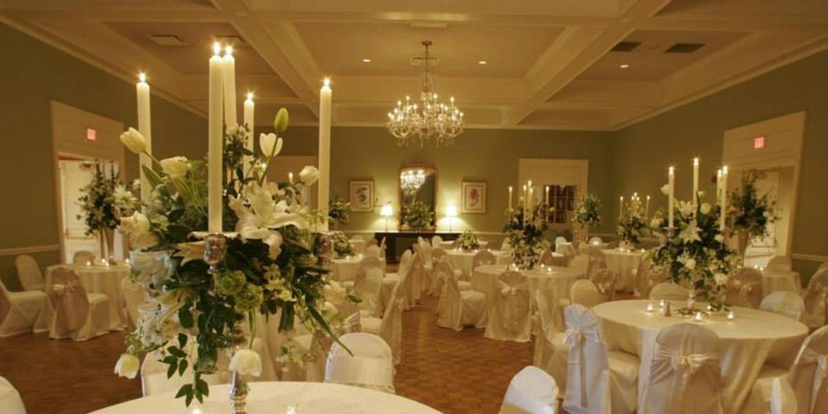 Country Club Of Columbus Weddings