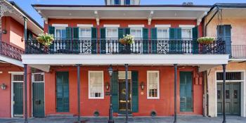 Hotel Maison de Ville weddings in New Orleans LA