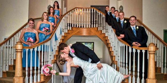 Fauquier Springs Country Club wedding venue picture 11 of 15 - Provided by: The Edge Photography