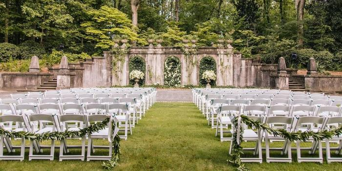 Swan House at Atlanta History Center wedding venue picture 5 of 8 - Provided by: Swan House at Atlanta History Center