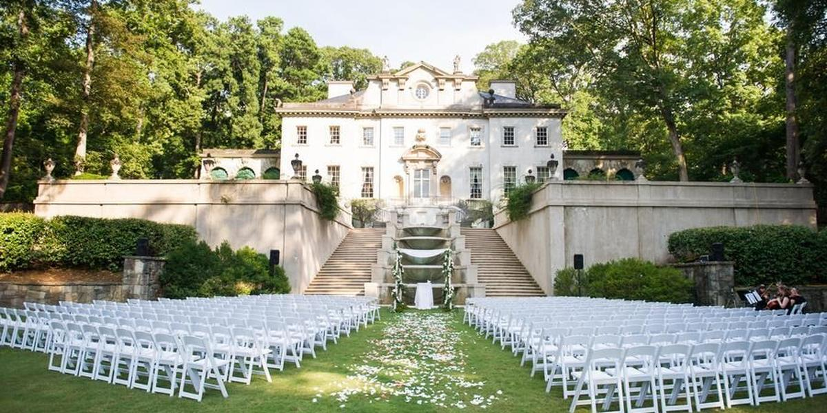 Top historiclandmark building wedding venues in georgia swan house at atlanta history center weddings in atlanta ga junglespirit Image collections