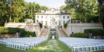 Swan House at Atlanta History Center weddings in Atlanta GA