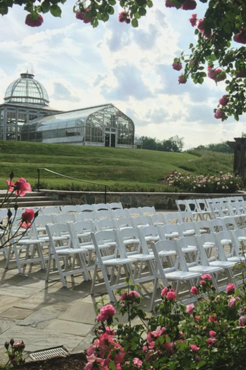Lewis Ginter Botanical Gardens Weddings Get Prices For Wedding Venues In Va