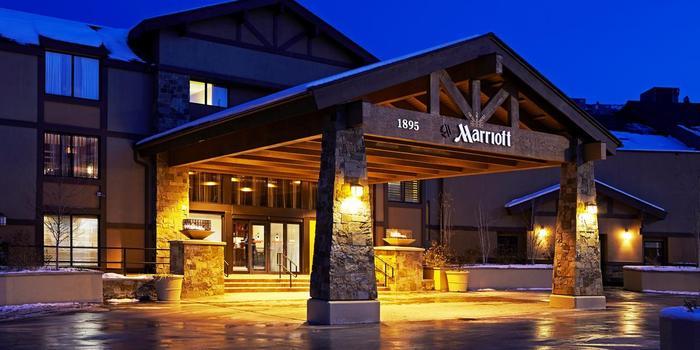 Park City Marriott Hotel Weddings | Get Prices for Wedding ...