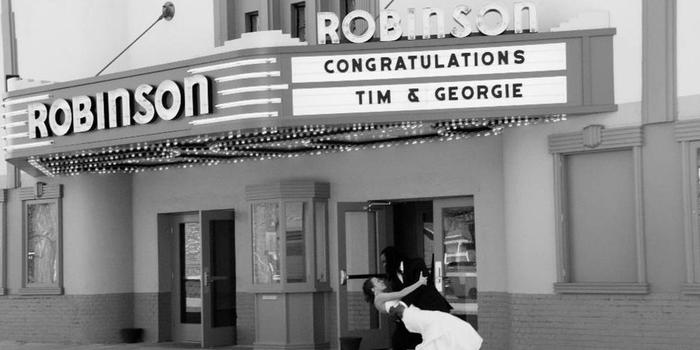 The Robinson Theater wedding venue picture 3 of 8 - Provided by: The Robinson Theater