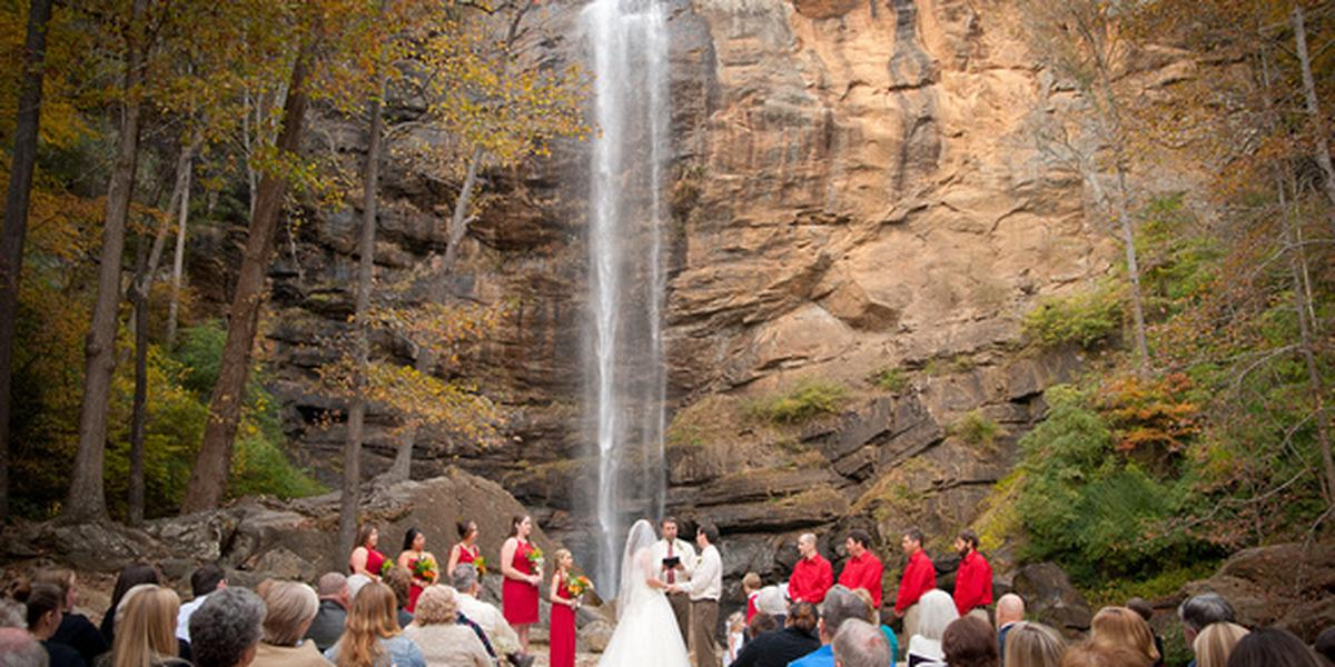 Toccoa Falls College Weddings