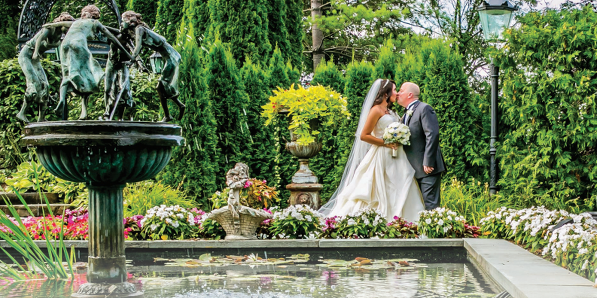 Park Chateau Estate Gardens Weddings Get Prices For Central Jersey Wedding Venues In East