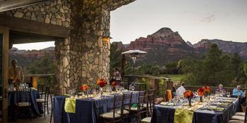 Seven Canyons weddings in Sedona AZ