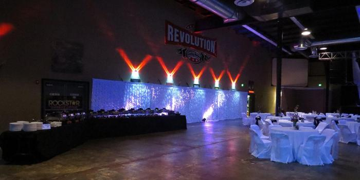 Revolution Concert House and Event Center wedding venue picture 6 of 8 - Provided by: Revolution Concert House and Event Center