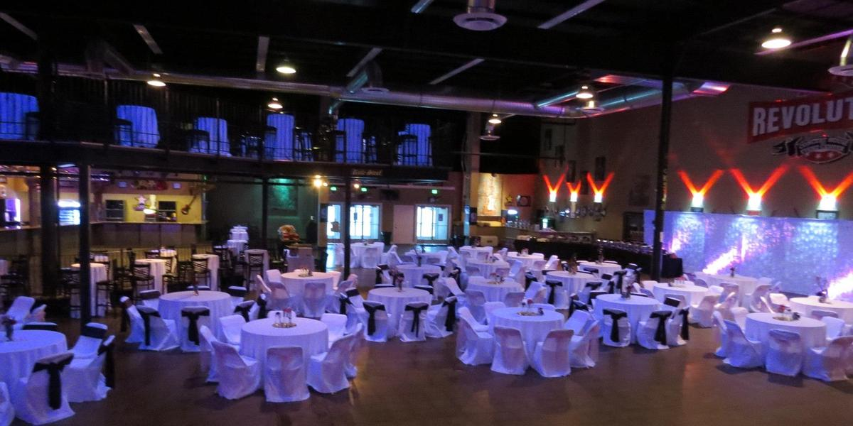 Revolution Concert House And Event Center Weddings