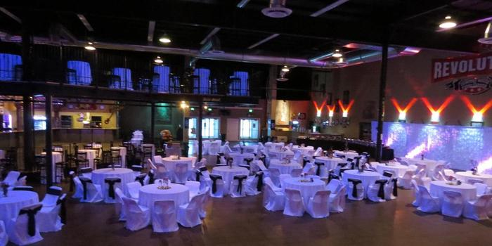 Revolution Concert House and Event Center wedding venue picture 1 of 8 - Provided by: Revolution Concert House and Event Center