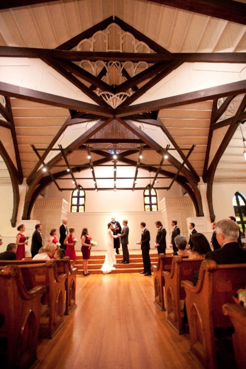 Old Metropolitan Hall Weddings