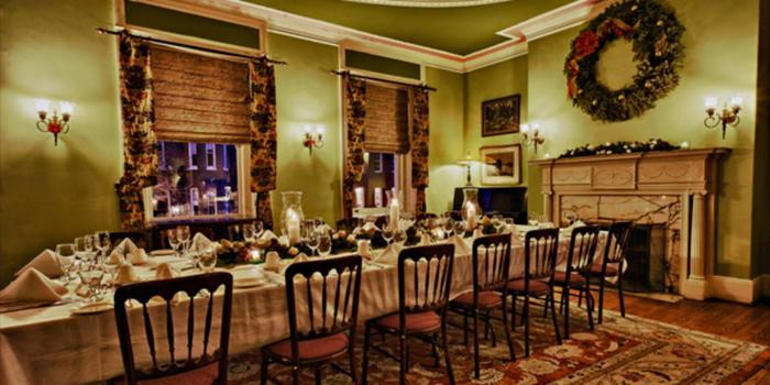 Hotel Tabard Inn wedding venue picture 3 of 8 - Provided by: Egomedia Photography